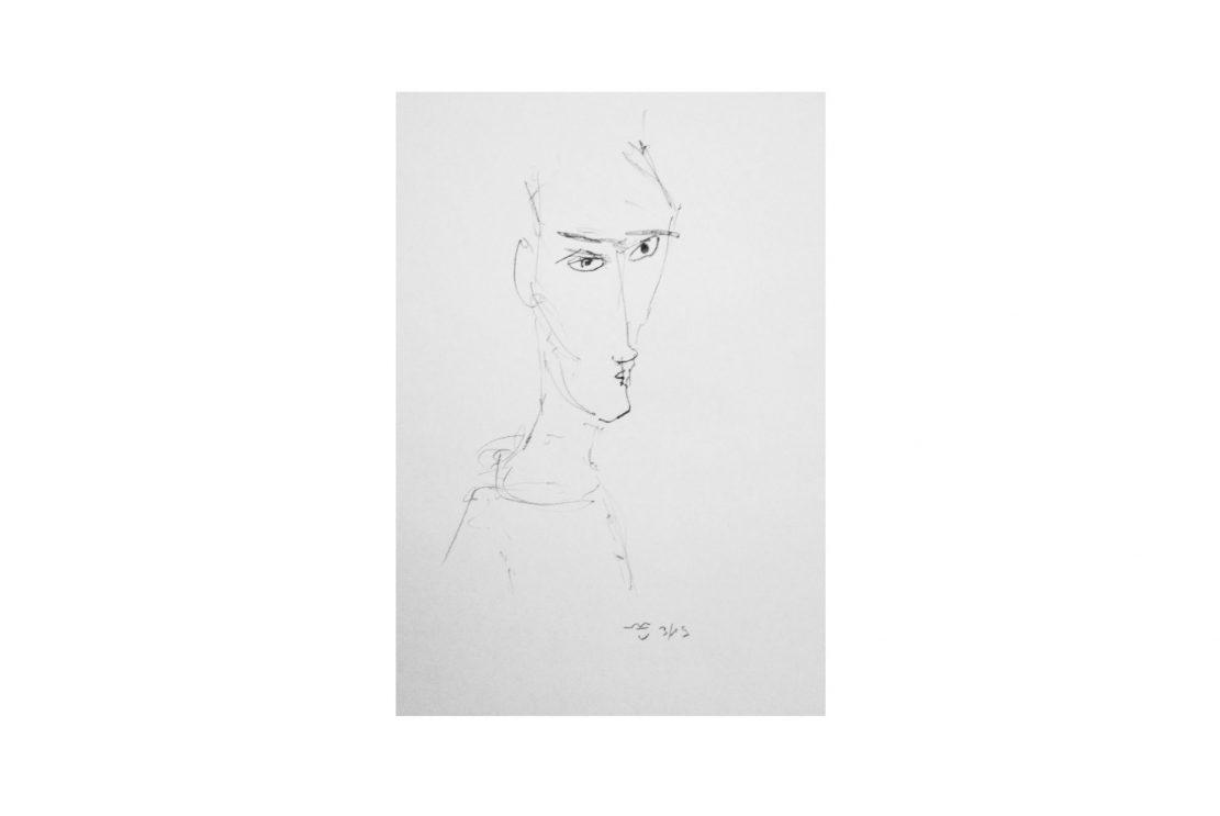 Zeichnung 85 ID: 994