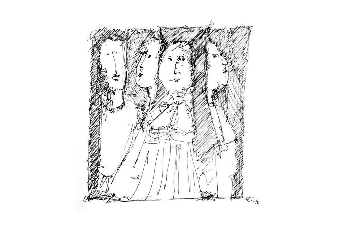 Zeichnung 81 ID: 981